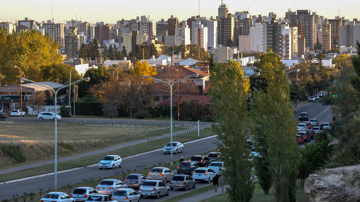 9 circuitos de Bahía Blanca para poder entrenar